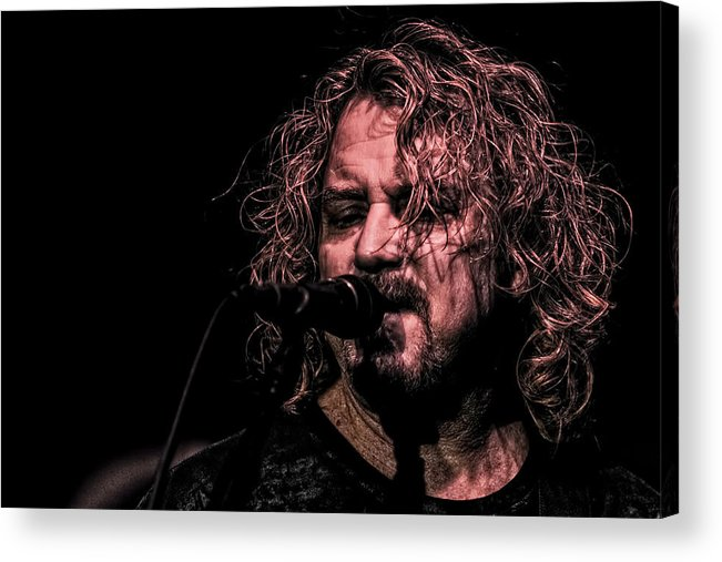Capps Acrylic Print featuring the photograph Danny Chauncey Vii by Pete Federico