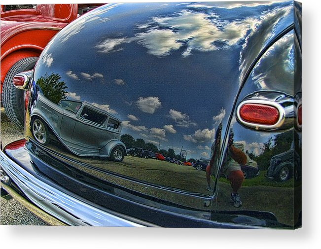 Nsra Nationals Acrylic Print featuring the photograph Reflections by Nick Roberts