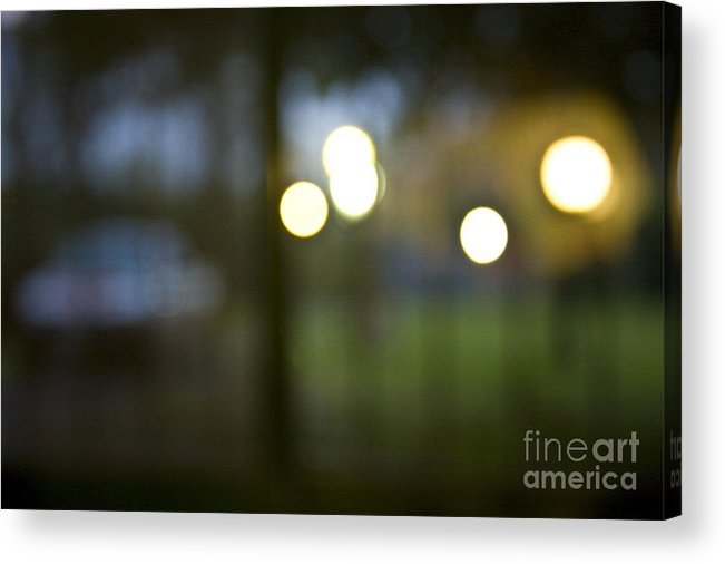 Light Acrylic Print featuring the photograph None by Luciana Roude