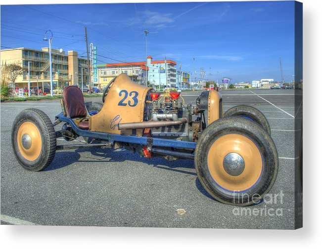 Race Of Gentleman Acrylic Print featuring the photograph #23 by Jason Barr
