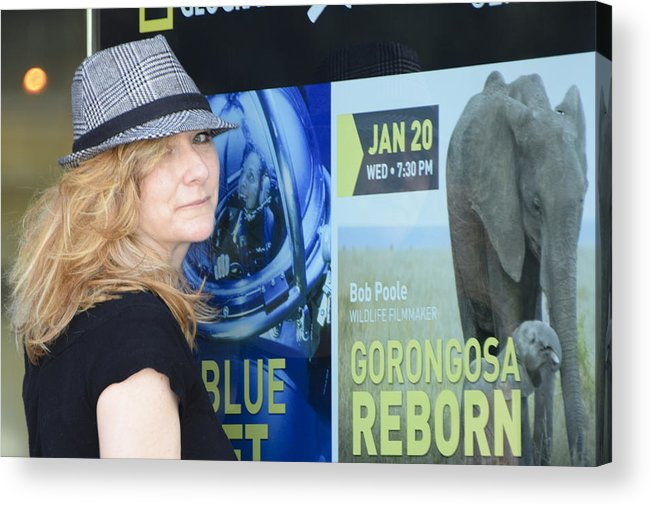 Artist Acrylic Print featuring the photograph Art Of Life by Marit Runyon