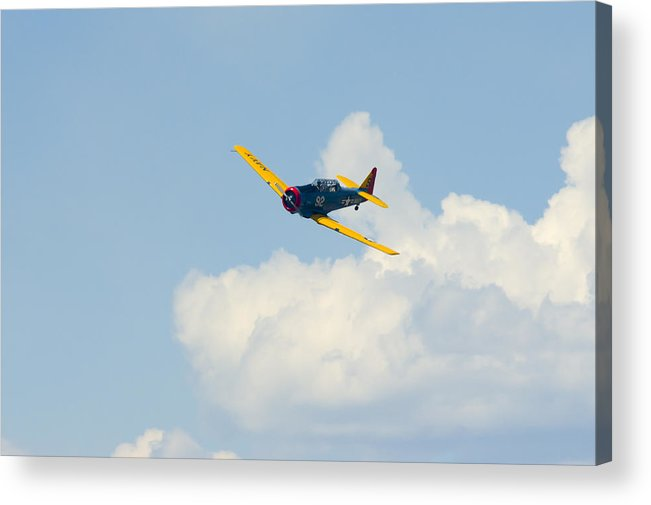 Acrylic Print featuring the photograph 50 by Brian Jordan