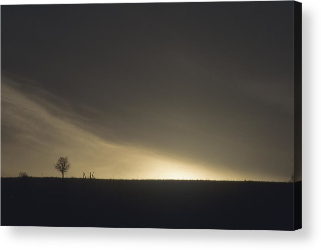 Night Acrylic Print featuring the photograph Approaching Night by Lynard Stroud