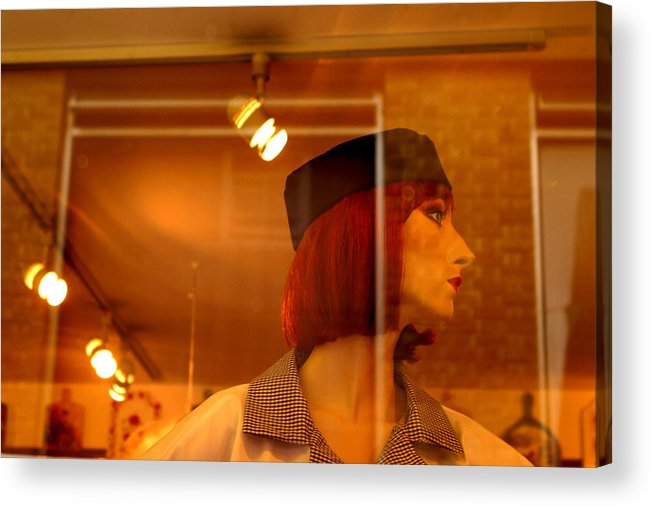 Jez C Self Acrylic Print featuring the photograph Bess by Jez C Self