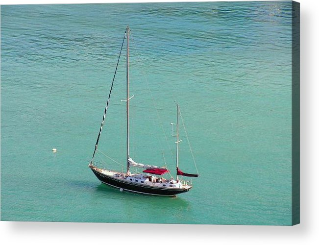 Photography Acrylic Print featuring the photograph Boat by Katina Cote
