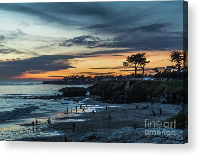 Acrylic Print featuring the photograph California Dreamin by Albert Munoz Jr