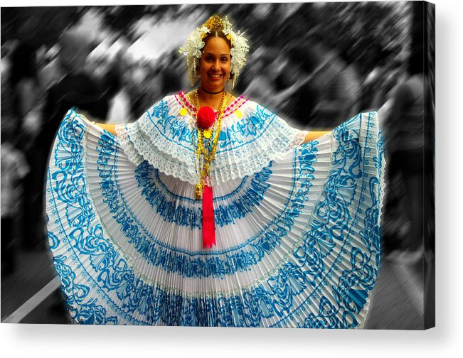 Festival Acrylic Print featuring the photograph Celebrate by Don Prioleau