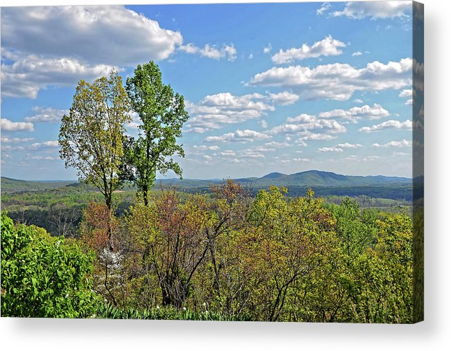 Isabela Cocoli Acrylic Print featuring the photograph Down From The Mountain by Isabela and Skender Cocoli