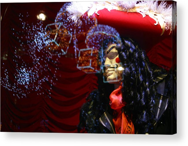Jez C Self Acrylic Print featuring the photograph Floating Treasure by Jez C Self