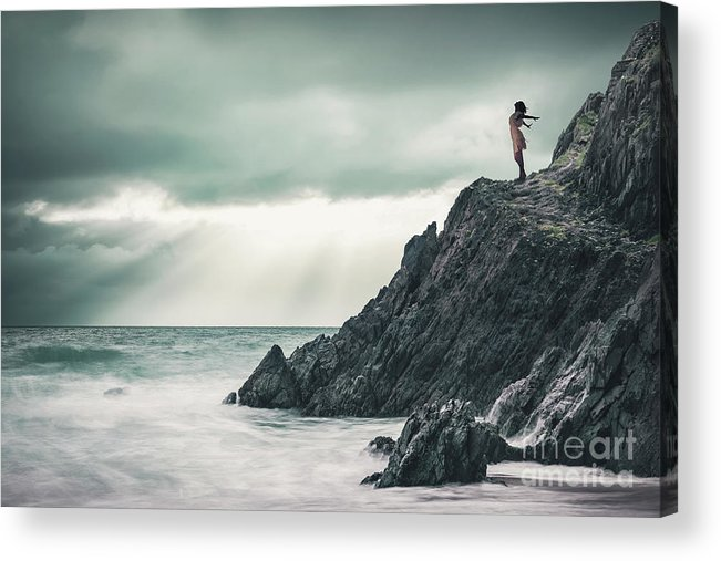 Kremsdorf Acrylic Print featuring the photograph Freedom by Evelina Kremsdorf