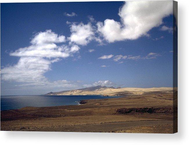 Fuerteventura Acrylic Print featuring the photograph Fuerteventura II by Flavia Westerwelle