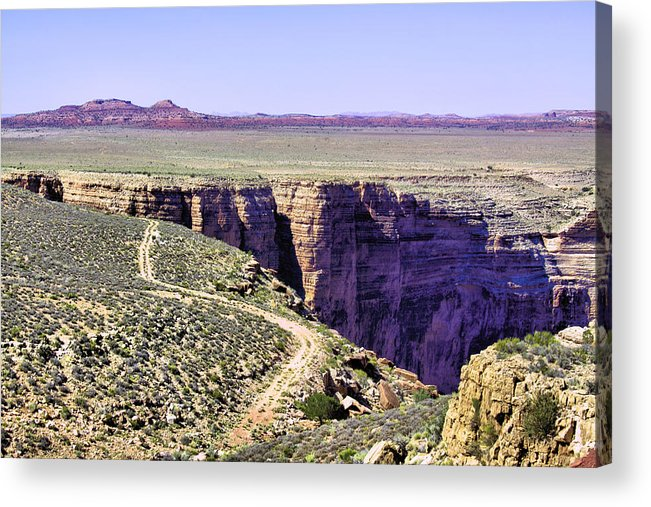 Grand Canyon Acrylic Print featuring the photograph Grand Canyon 2268 by Sharon Broucek
