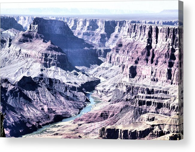 Grand Canyon Acrylic Print featuring the photograph Grand Canyon 2275 by Sharon Broucek