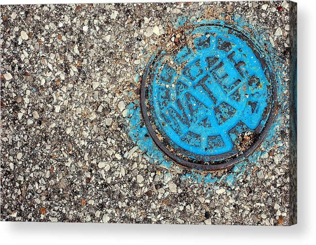 H2o Acrylic Print featuring the photograph H2O by Jame Hayes