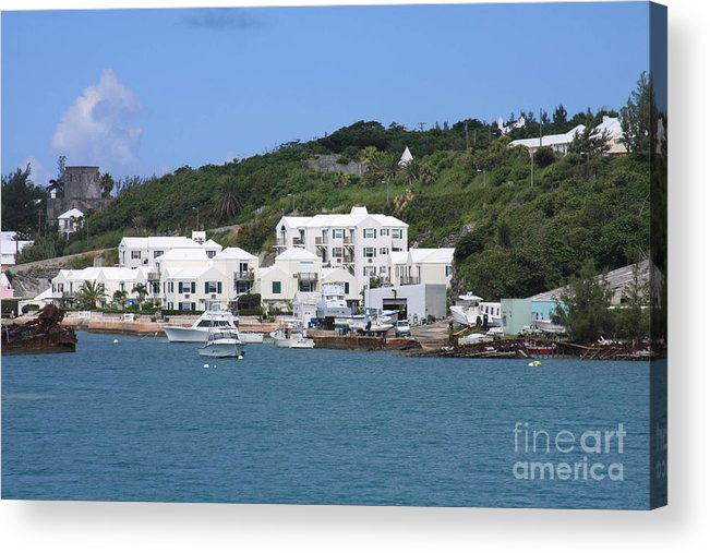 Home Acrylic Print featuring the photograph Home by William Rogers