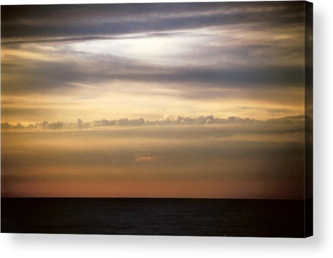 Landscape Acrylic Print featuring the photograph Horizontal Number 11 by Sandra Gottlieb