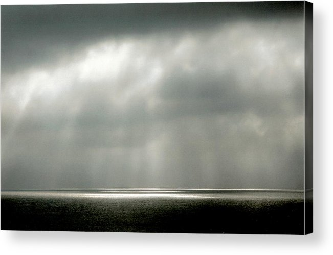 Landscape Acrylic Print featuring the photograph Horizontal Number 9 by Sandra Gottlieb