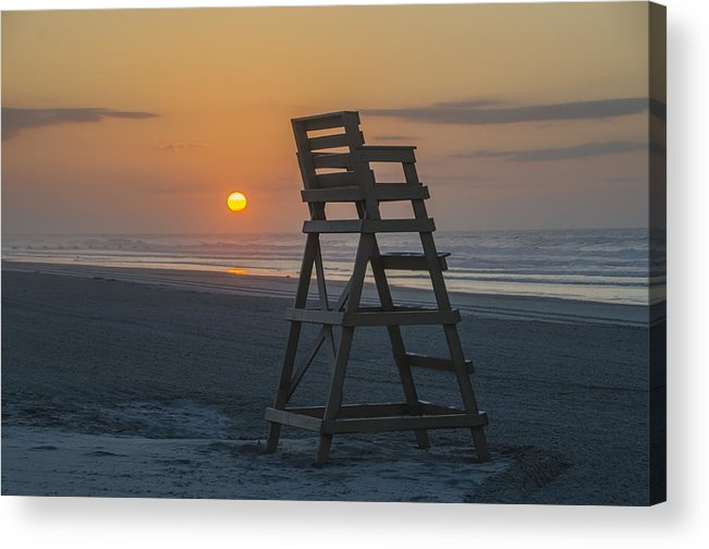 It's Better At The Beach - Wildwood Crest Acrylic Print