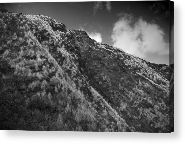 Mountain Acrylic Print featuring the photograph Landscape by Wes Shinn