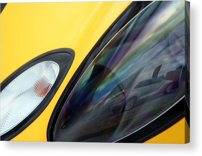 Photographer Acrylic Print featuring the photograph Lotus 8 by Jez C Self