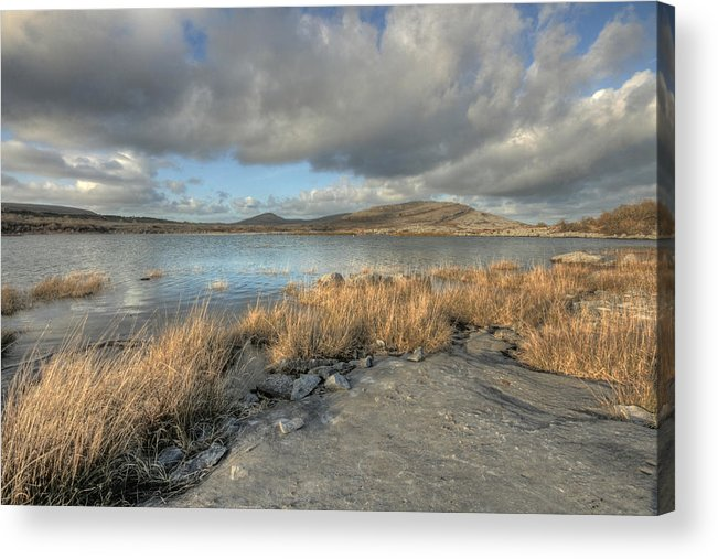 Mullaghmore Acrylic Print featuring the photograph Mullaghmore View by John Quinn