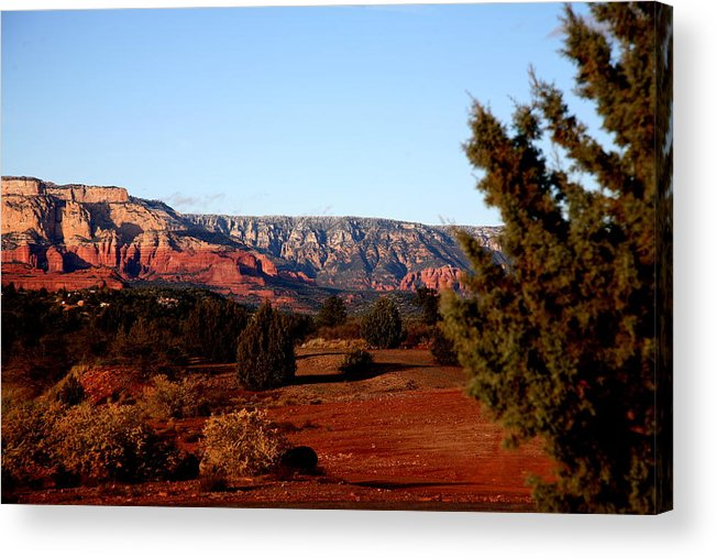 Landscape Acrylic Print featuring the photograph None by Jennilyn Benedicto