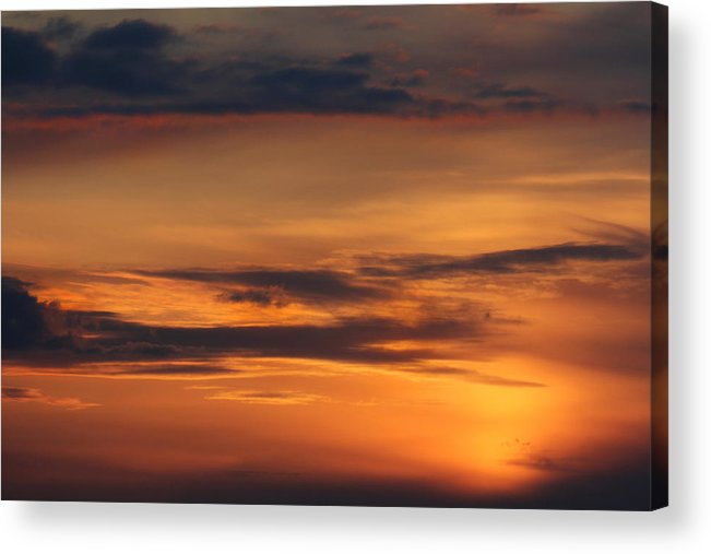 Clouds Acrylic Print featuring the photograph Reach For The Sky 10 by Mike McGlothlen