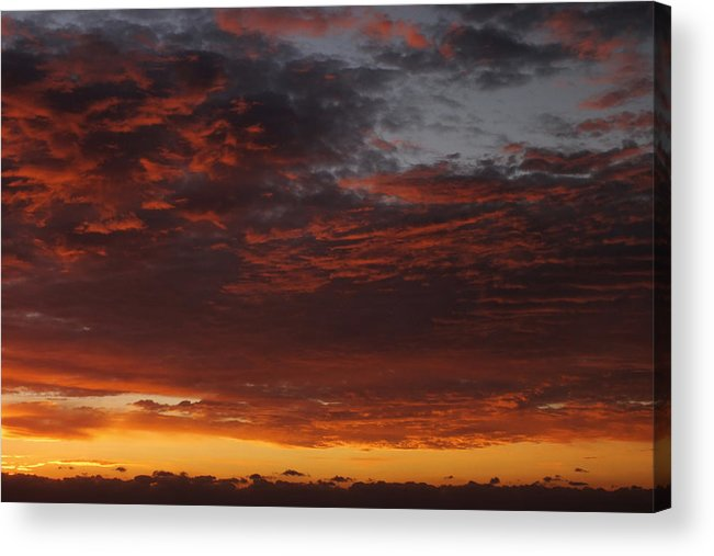 Sunset Acrylic Print featuring the photograph Reach For The Sky 12 by Mike McGlothlen