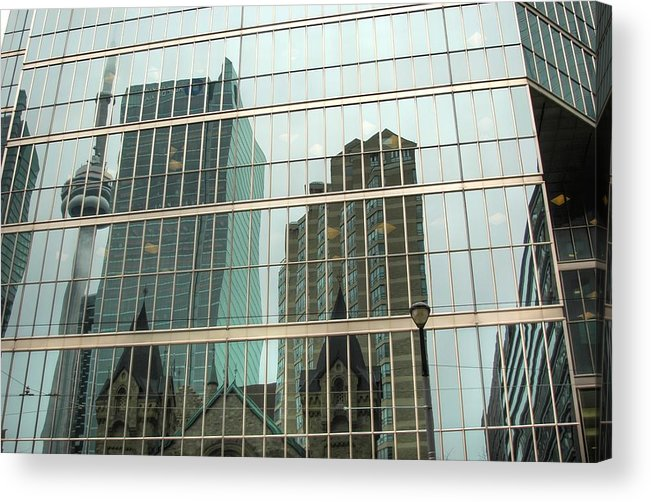 Rcouper Acrylic Print featuring the photograph Reflection2 by Rick Couper