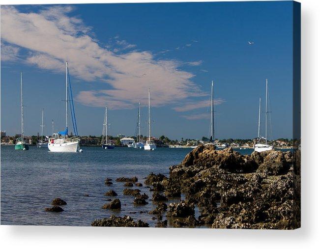 Marina Jacks Acrylic Print featuring the photograph Sailor's Dream by Michael Tesar