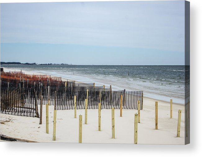 Shore Acrylic Print featuring the photograph Shore by Judy Smith