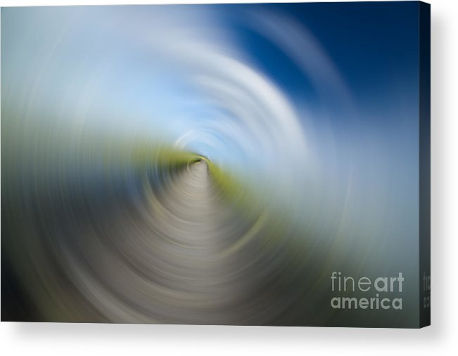 South Carolina Acrylic Print featuring the photograph Southern Dock Motion Blur by Dustin K Ryan