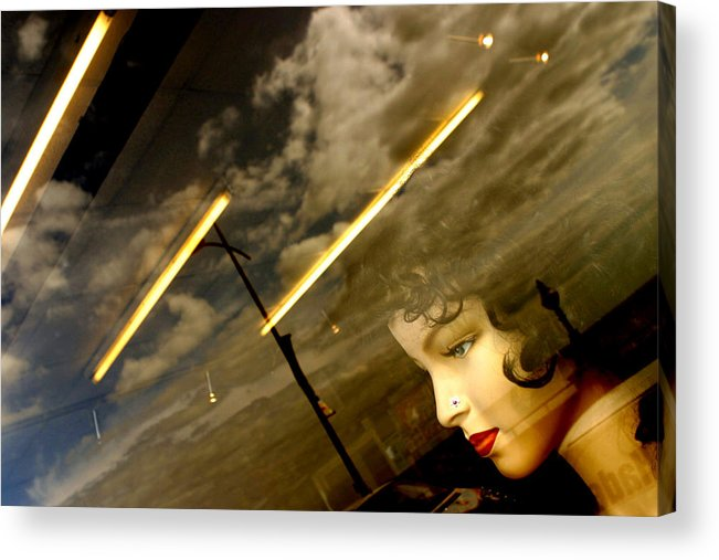 Jez C Self Acrylic Print featuring the photograph Speed It All Away by Jez C Self