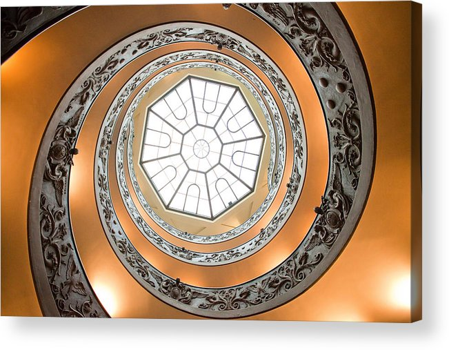 Stairs Acrylic Print featuring the photograph Stairs To Heaven by Andre Goncalves