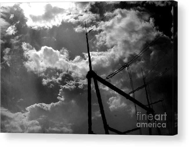 Highline Acrylic Print featuring the photograph Summers Sizzling Highlines by The Stone Age