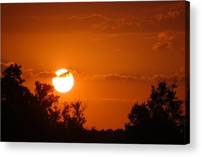 Sunsets Acrylic Print featuring the photograph Sunset Of Charleston Sc by Donna Bentley