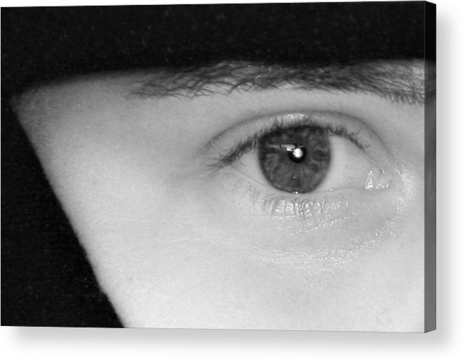 Eyes Acrylic Print featuring the photograph The Eyes Have It by Christine Till