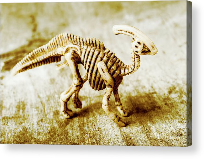 Artefacts Acrylic Print featuring the photograph Toys And Artefacts by Jorgo Photography - Wall Art Gallery