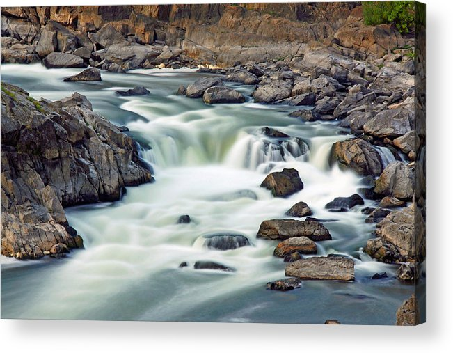 River Acrylic Print featuring the photograph Treasure by Mitch Cat