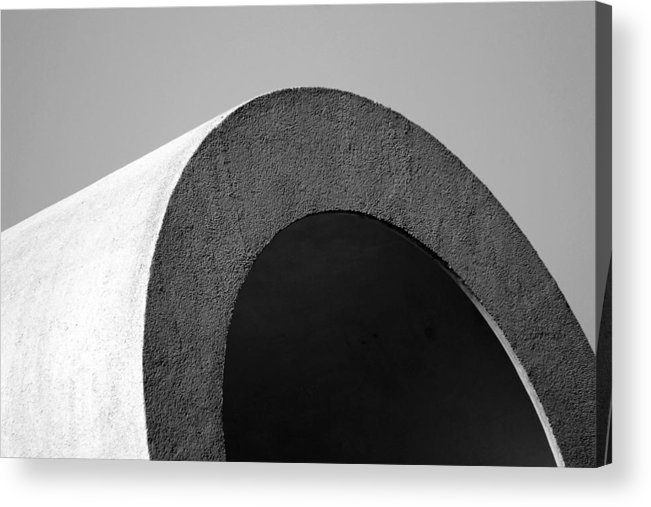 Minimal Acrylic Print featuring the photograph Unplugged by Prakash Ghai