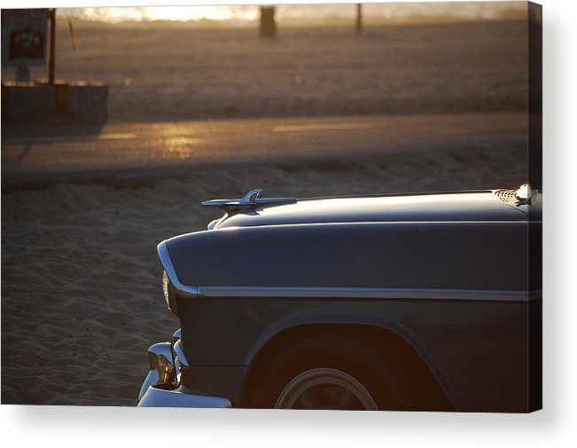 Automotive Acrylic Print featuring the photograph Untitled by William Lorton