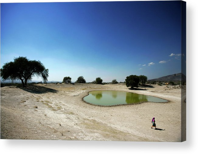 Drink Acrylic Print featuring the photograph Water Issues by Brent Stirton