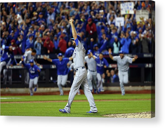 People Acrylic Print featuring the photograph Wade Davis by Elsa