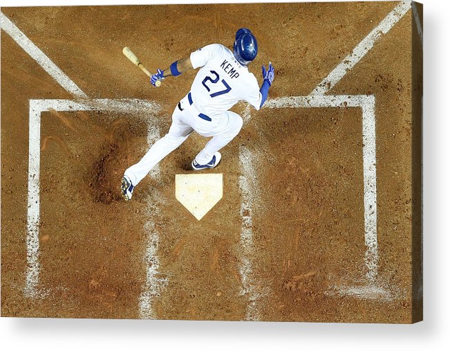 American League Baseball Acrylic Print featuring the photograph 82nd Mlb All-star Game by Christian Petersen