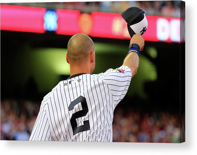 Crowd Acrylic Print featuring the photograph 85th Mlb All Star Game 4 by Rob Carr