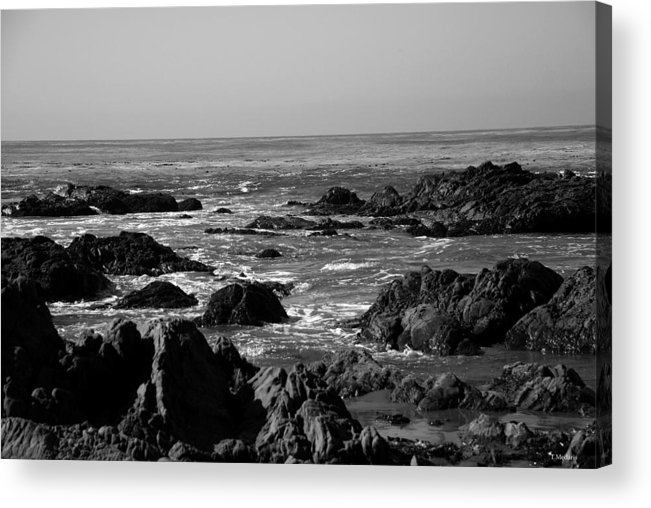 Seascapes Acrylic Print featuring the photograph Sc19 by Thomas Medaris