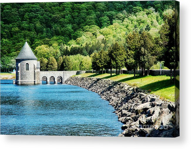 Barkhamsted Acrylic Print featuring the photograph Barkhamsted Ct by HD Connelly