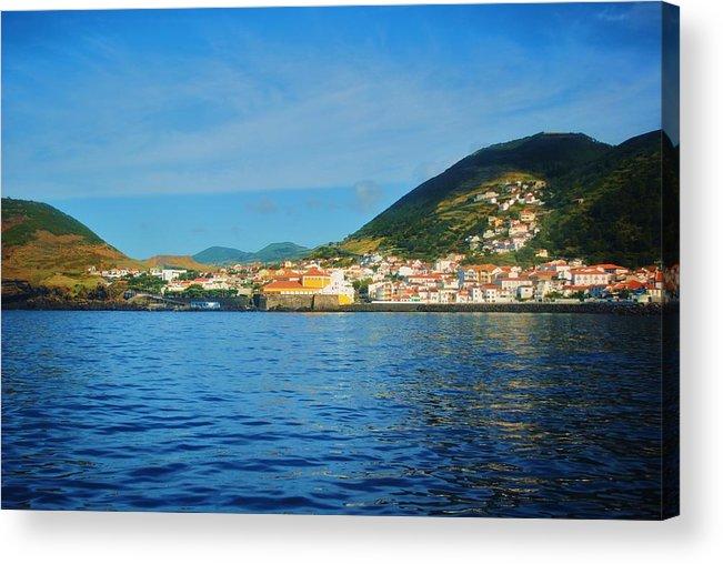 Island Acrylic Print featuring the photograph Velas by Molly Medeiros