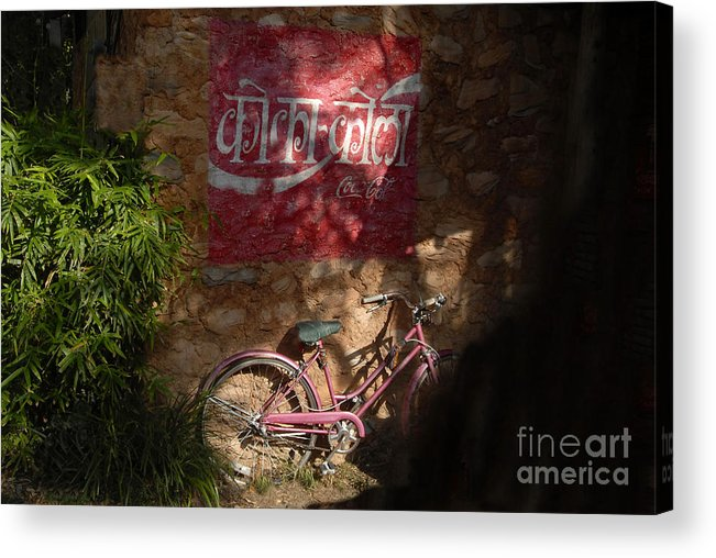 Asia Acrylic Print featuring the photograph Asia by David Lee Thompson