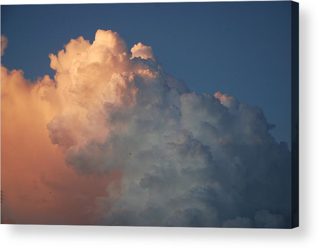 Clouds Acrylic Print featuring the photograph Clouds Are Always Greener by Rob Hans